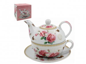 Tea For One - Redoute Rose