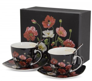 Kpl. Filiżanek Floral Collection - Queen Isabell