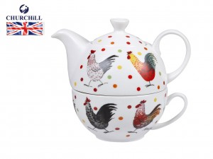 Tea for one - Churchill Rooster