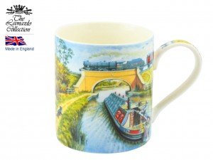Kubek Canal - Leonardo England Collection